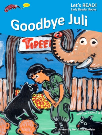PETER WORTHINGTON, GOODBYE JULI, EARLY READER