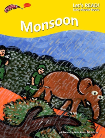 PETER WORTHINGTON, MONSOON, EARLY READER