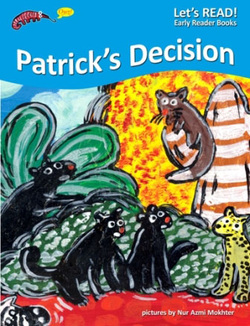 PETER WORTHINGTON, PATRICK'S DECISION, EARLY READER