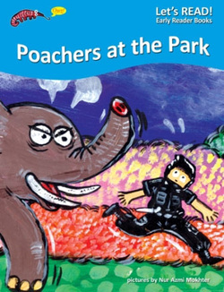 PETER WORTHINGTON, POACHERS AT THE PARK, EARLY READER