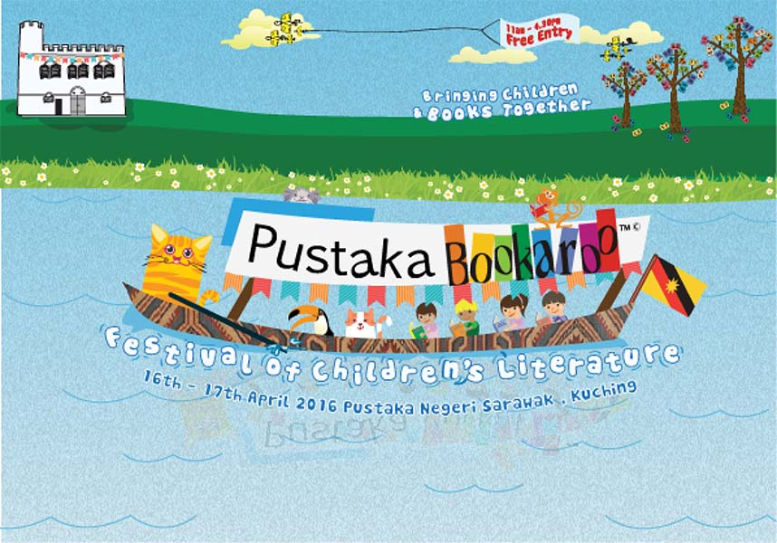 Pustaka Bookaroo Festival of Children's Literature 2016