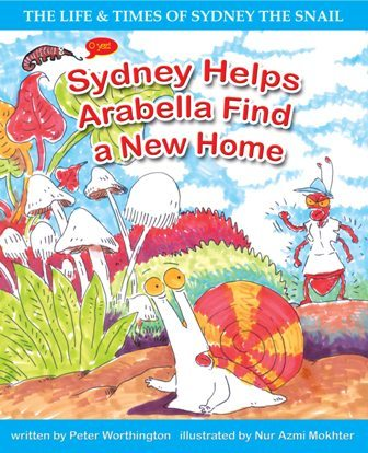 PETER WORTHINGTON, SYDNEY HELPS ARABELLA FIND A NEW HOME, EARLY READER
