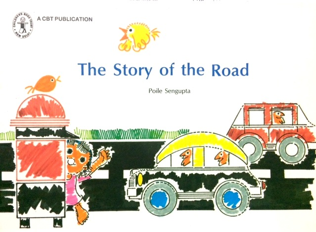 The Story of the Road - Around the World in Picture Books March Giveaway from India
