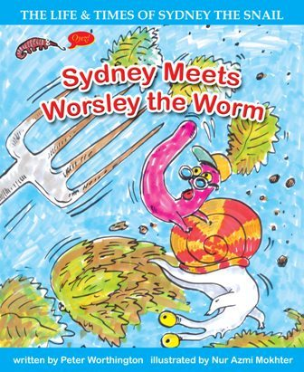 PETER WORTHINGTON, SYDNEY MEETS WORSLEY THE WORM, EARLY READER