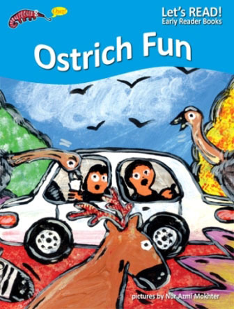 PETER WORTHINGTON, OSTRICH FUN, EARLY READER