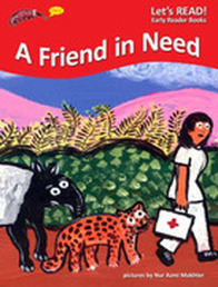 PETER WORTHINGTON, A FRIEND IN NEED, EARLY READER