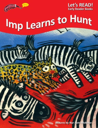PETER WORTHINGTON, IMP  LEARNS TO HUNT, EARLY READER