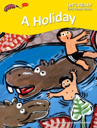 PETER WORTHINGTON, A HOLIDAY, EARLY READER