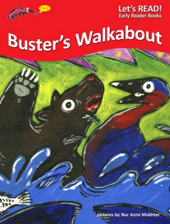 PETER WORTHINGTON, BUSTER'S WALKABOUT, EARLY READER