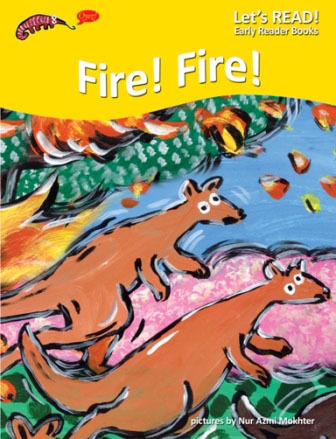 PETER WORTHINGTON, FIRE! FIRE!, EARLY READER