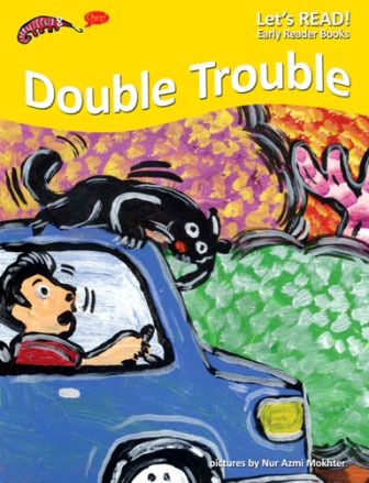 PETER WORTHINGTON, DOUBLE TROUBLE, EARLY READER