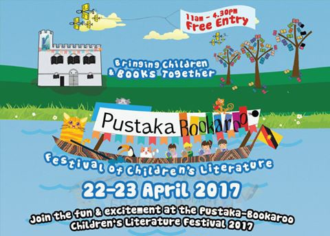 Pustaka Bookaroo Festival of Children's Literature 2017
