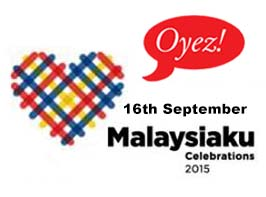 Oyez!Books at Malaysiaku Celebrations 2015