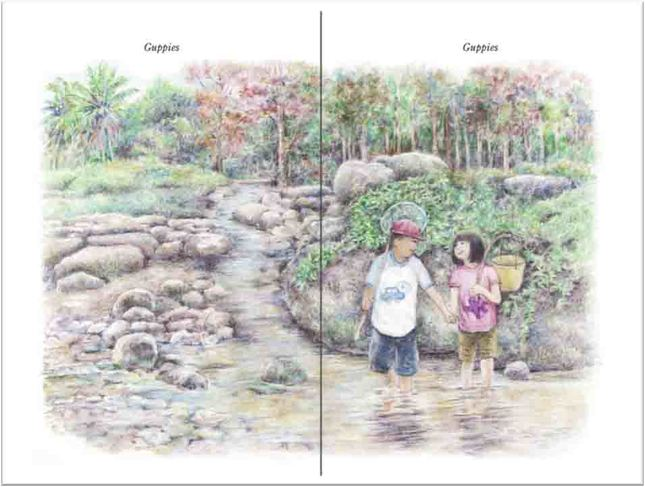 Rainforest Hike and Other Stories by Dr. Cecilia Leong, Illustrations by Chooi Ling Keiong, Oyez!Books, children's short stories