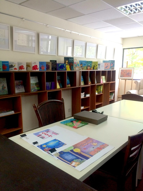 Visit Oyez!Books, children's bookstore in Bangsar Puteri