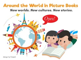 Around the World in Picture Books by Oyez!Books - In January, let's visit Indonesia