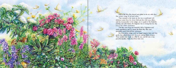 The Last Dream of the Old Oak Tree, Hans Christian Andersen, Illustrations by Chooi Ling Keiong, Oyez!Books picture books