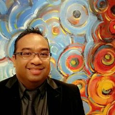 Nor Azhar Ishak, children's book author and illustrator