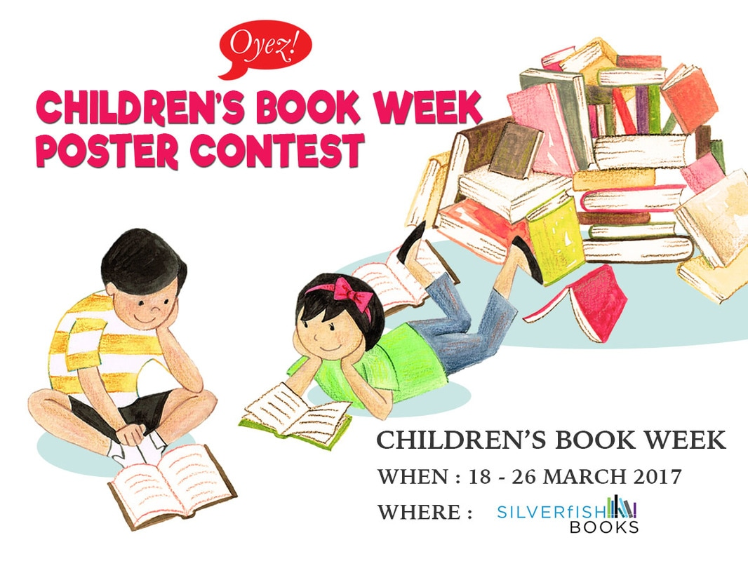Children's Book Week March 2017 organized by Oyez!Books